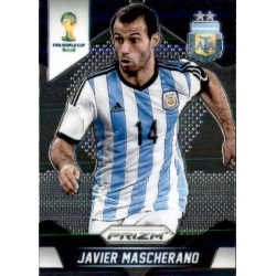 Javier Mascherano Argentina 8