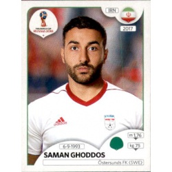 Saman Ghoddos Irán 187