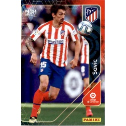 Savic Atlético Madrid 44