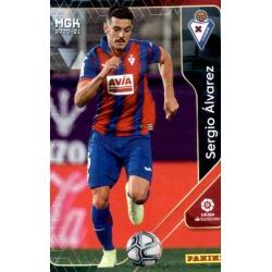 Sergio Álvarez Eibar 138
