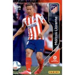 Marcos Llorente Atlético Madrid 46