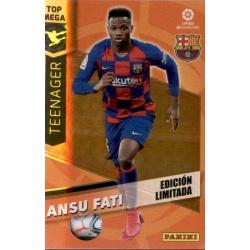 Ansu Fati Barcelona Edición Limitada