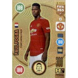 Paul Pogba Rare Manchester United 4