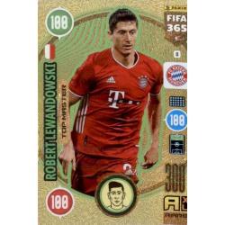 Robert Lewandowski Rare Bayern München 8