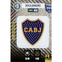 Escudo Boca Juniors 10