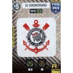 Escudo SC Corinthians 13