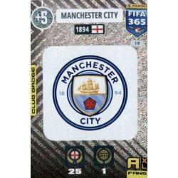 Escudo Manchester City 19
