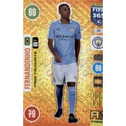 Fernandinho Fans Favourites 20
