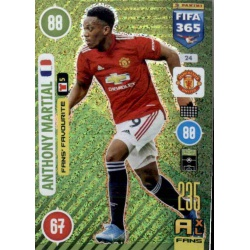 Anthony Martial Fans Favourites 24