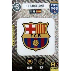 Escudo Barcelona 28