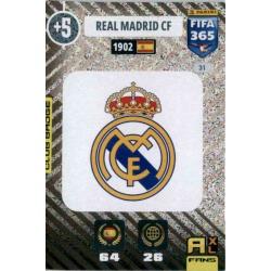 Escudo Real Madrid 31
