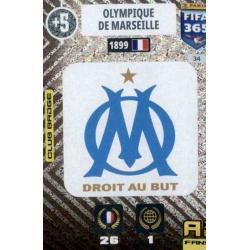 Escudo Olympique Marseille 34
