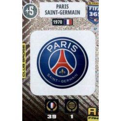 Escudo Paris Saint-Germain 37