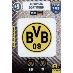 Escudo Borussia Dortmund 43