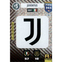 Escudo Juventus 52
