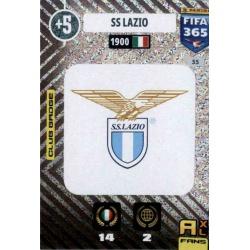 Escudo SS Lazio 55