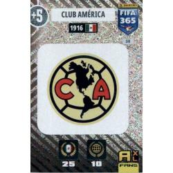 Escudo Club América 58