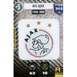 Escudo AFC Ajax 61