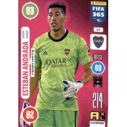 Esteban Andrada Boca Juniors 64