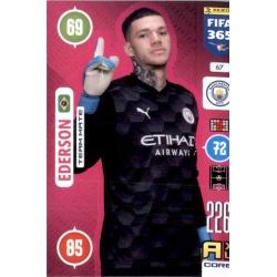 Ederson Manchester City 67