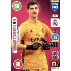 Thibaut Courtois Real Madrid 69