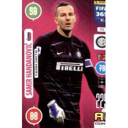 Samir Handanović Inter Milan 73