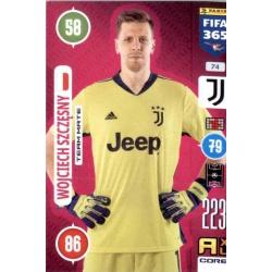 Wojciech Szczęsny Juventus 74