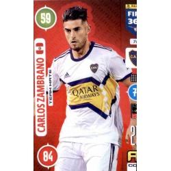 Carlos Zambrano Boca Juniors 76