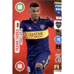 Frank Fabra Boca Juniors 78