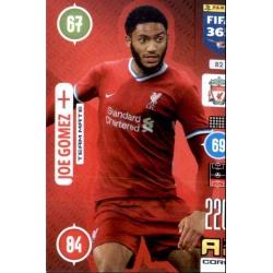 Joe Gomez Liverpool 82
