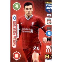 Andrew Robertson Liverpool 84