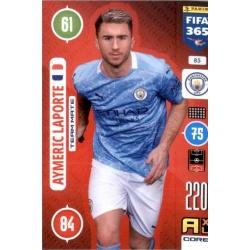 Aymeric Laporte Manchester City 85