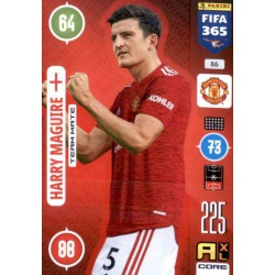 Harry Maguire Manchester United 86
