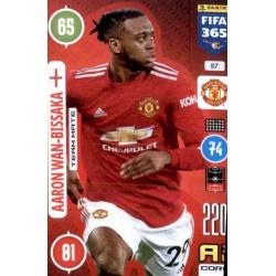 Aaron Wan-Bissaka Manchester United 87
