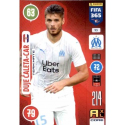 Duje Ćaleta-Car Olympique Marseille 95