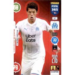 Hiroki Sakai Olympique Marseille 97