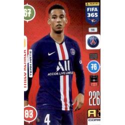 Thilo Kehrer Paris Saint-Germain 98
