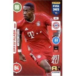David Alaba Bayern München 99