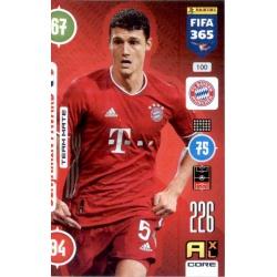 Benjamin Pavard Bayern München 100