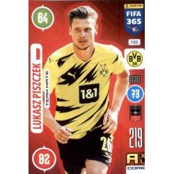 Lukasz Piszczek Borussia Dortmund 103