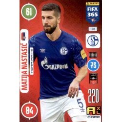 Matija Nastasić FC Schalke 04 105