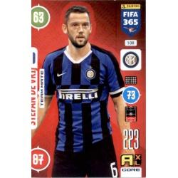 Stefan de Vrij Inter Milan 108