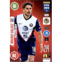 Bruno Valdez Club América 114