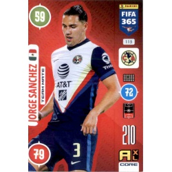 Jorge Sánchez Club América 115