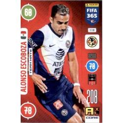 Alonso Escoboza Club América 118