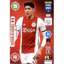 Edson Álvarez AFC Ajax 121