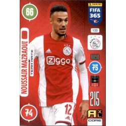 Nousaair Mazraoui AFC Ajax 122
