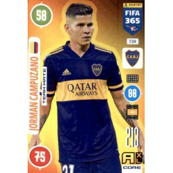 Jorman Campuzano Boca Juniors 124
