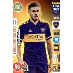 Eduardo Salvio Boca Juniors 126