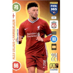 Alex Oxlade-Chamberlain Liverpool 131